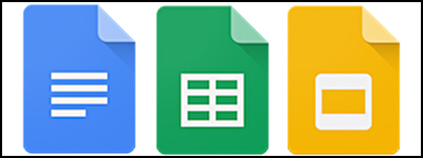 Graphic of Google Docs
